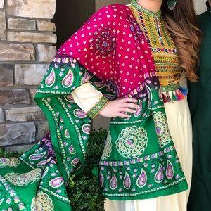 Dresses & Skirts - Afghan Dress
